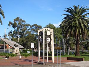 Fairfield, New South Wales - The Crescent Park