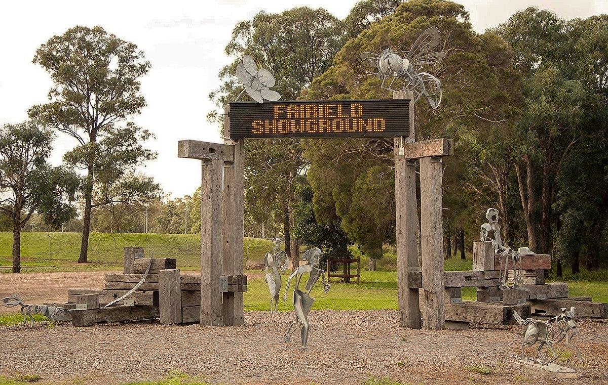 Fairfield Showground - Wikipedia
