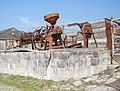 Farm implements, Lower Hilton Farm - geograph.org.uk - 985816.jpg