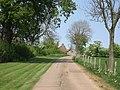 Farmtrack to Gorrell Farm, Dadford - geograph.org.uk - 419366.jpg
