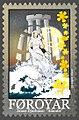 Faroe stamp 493 Djurhuus poems - atlantis.jpg