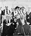 Farouk I of Egypt & Abdulaziz Al Saud.jpg