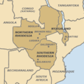 Federation of Rhodesia and Nyasaland