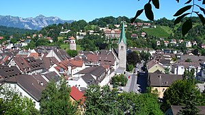 Feldkirch, Vorarlberg - Image: Feldkirch 3