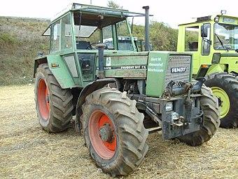 Fendt Favorit 611SL