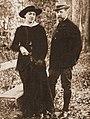 Ferdynand Ruszczyc and his wife.jpg