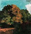 Ferenczy Chestnut Trees in Nagybánya 1900.jpg