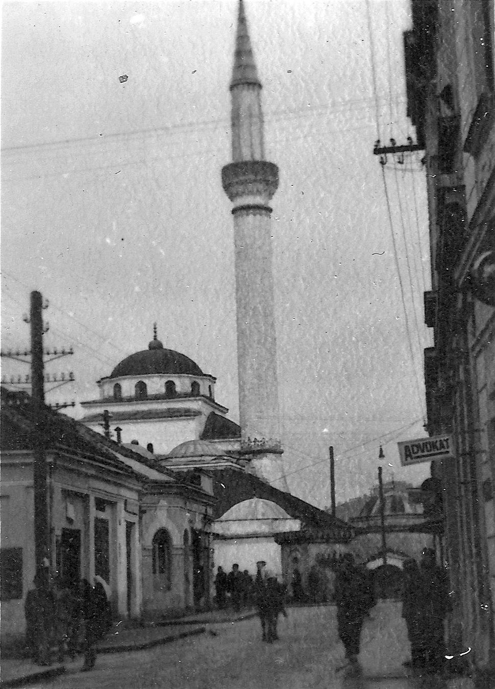 Ferhadija-Moschee, Banja Luka April 1941
