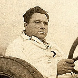 Fernand Bachmann 20th-century French racing driver