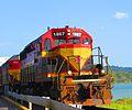 Ferrocarril de Panama-Panama Canal Railway.JPG