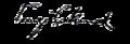 Fevzi Çakmak signature.png