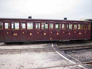 ashbury railway carriage
