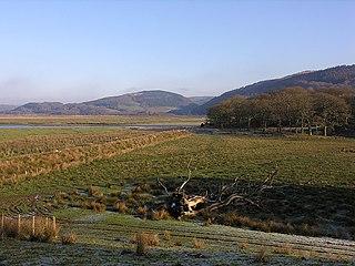 Aberdyfi Castle Ruined castle in Wales