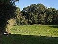 Field with bath - geograph.org.uk - 572897.jpg