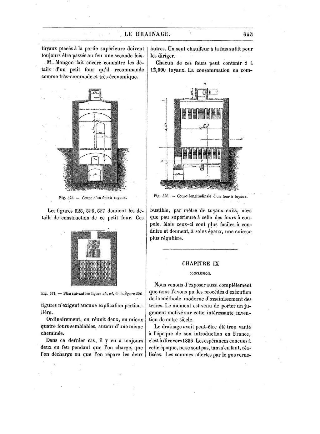 Mais Ou Sont Passé Les Tuyaux page:figuier - les merveilles de la science, 1867 - 1891