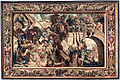 Figural composition designed in 1622 by Peter Paul Rubens - Tapestry showing the Triumph of Constantine over Maxentius at the Battle of the Milvian Bridge - Google Art Project.jpg