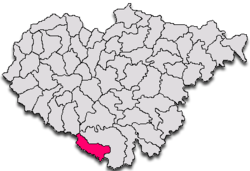 Fildu de Jos in Sălaj County