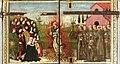 Filippo di Antonio Filippelli, sportelli del tabernacolo di passignano, 03 pietro igneo attraversa il fuoco.jpg