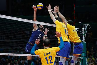 Osmany Juantorena - At final Rio 2016 Olympic Games against Brazil