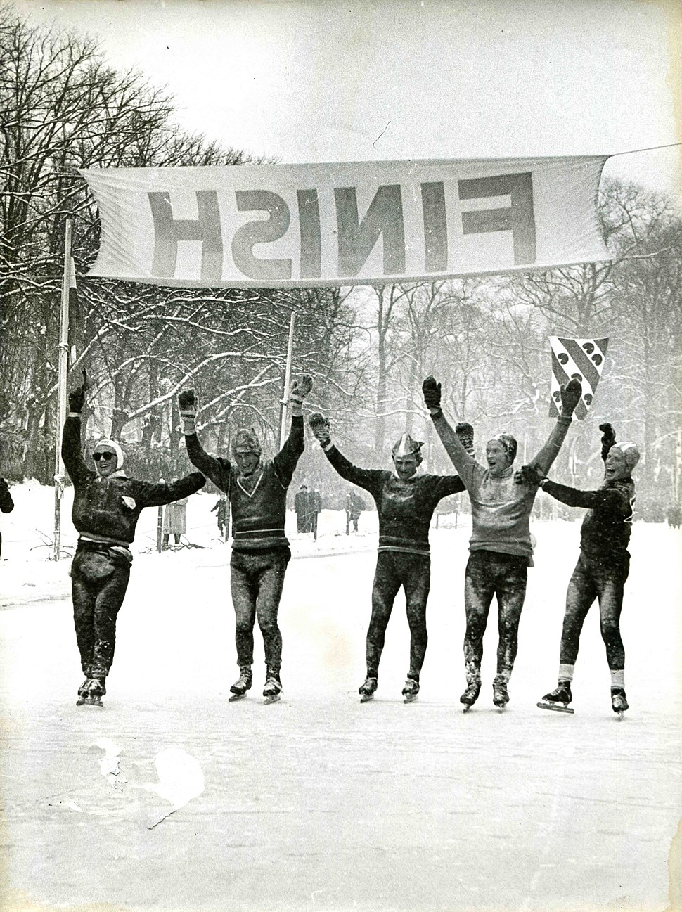 Finish 11-stedentocht 1956