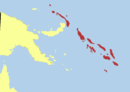 Solomon Islands and New Ireland