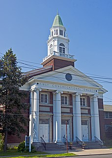 First Congregational Church of Albany