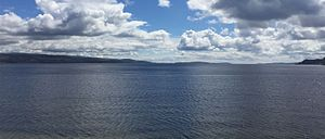 Firth of Clyde - Firth of Clyde, from Dunoon