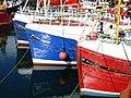 Fishing Vessels, Mallaig Harbour - geograph.org.uk - 229345.jpg