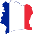 Flag Map of French Cote d'Ivoire (1871 - 1958).png