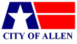 Flag of Allen, Texas.png