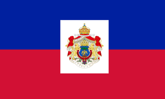 Unification of Hispaniola - Image: Flag of Haiti (1849 1859)