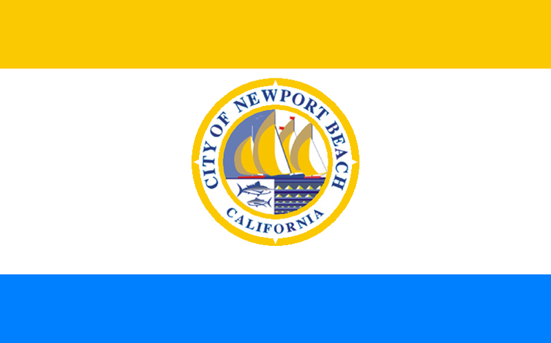 Plik:Flag of Newport Beach, California.PNG