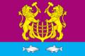 Flag of Sklyaevskoe (Voronezh oblast).png