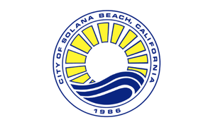 Solana Beach, California - Image: Flag of Solana Beach, California