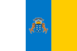 Flag of the Canary Islands.svg