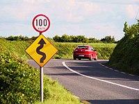 Flatout 100, S-Bends in Ireland.jpg