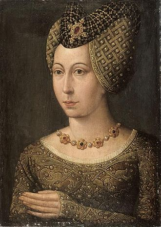 Margaret of Bavaria - Image: Flemish School Lille Margaret of Bavaria