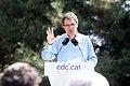 Flickr - Convergència Democràtica de Catalunya - L'alcalde de Sant Hilari, Robert Fauria, agraeix a la militància l'estada a l'Escola d'Estiu.jpg