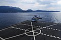 Flickr - Official U.S. Navy Imagery - An SH-60B lands aboard USNS Wally Schirra..jpg