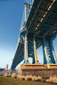 Flickr - Shinrya - Underneath Manhatten Bridge.jpg