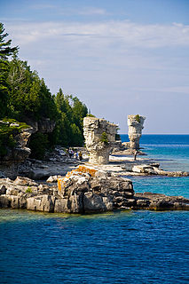 national park of Canada located in Ontario