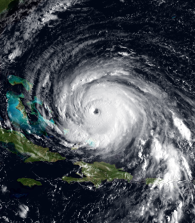 Hurricane Floyd Category 4 Atlantic hurricane in 1999