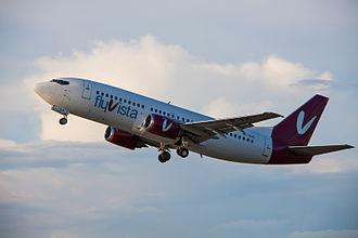 Flyvista - Flyvista Boeing 737-300
