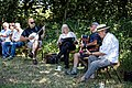 Folk musicians at Copsale Hall, Nuthurst, West Sussex, England 07.jpg