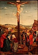 Follower of Rogier van der Weyden - Crucifixion.jpg