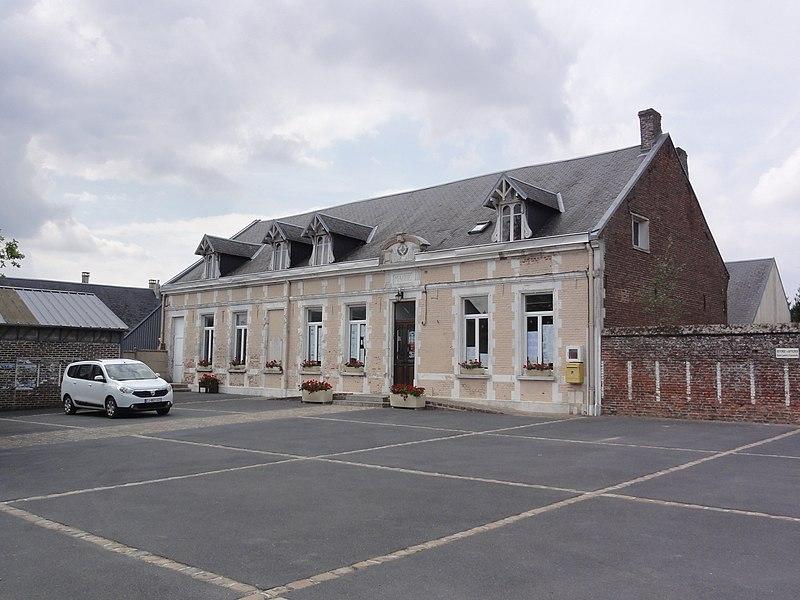Fontaine-Notre-Dame (Aisne) mairie