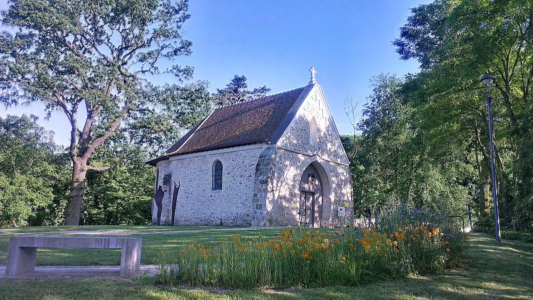 Fontenay le Fleury - Chapelle St Jean