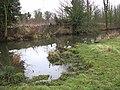 Footpath along a drain - geograph.org.uk - 1671071.jpg