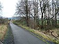 Footpath and cycle track - geograph.org.uk - 286413.jpg