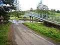 Ford and footbridge on the East Allen - geograph.org.uk - 611494.jpg